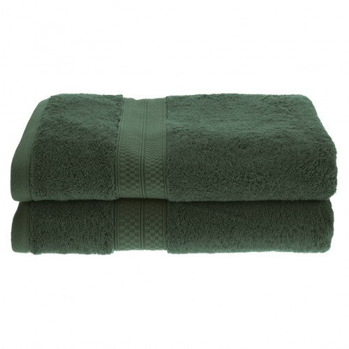 Luxury Bamboo 2pc Bath Towel Set