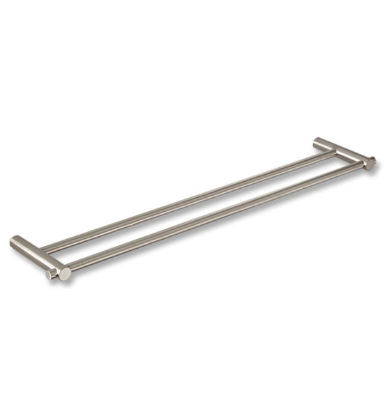"Cool Lines 22"" Double Towel Bar"
