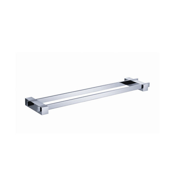 Ellite Wall Mounted Double Towel Bar