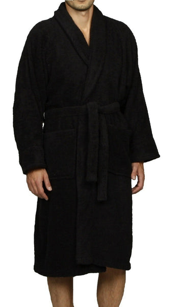 Modern Lifestyle Egyptian Terry Cotton Bathrobes