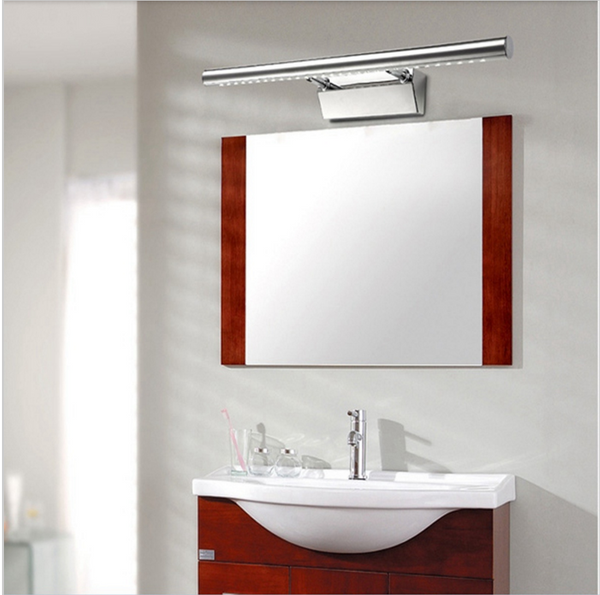 Modern Lifestyle LED Vanity Light Bar - Minimal Lifestyle LED Vanity Light Bar - Wisebath Bathroom