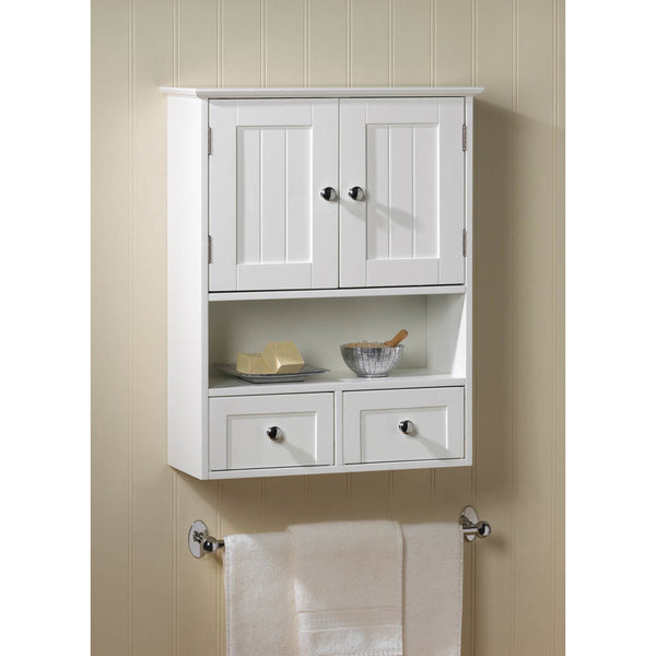 Nantucket 2 Door Wall Cabinet