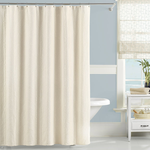Cotton Nepal Shower Curtain