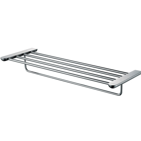 Wall Mounted 4-Rail Towel Rack