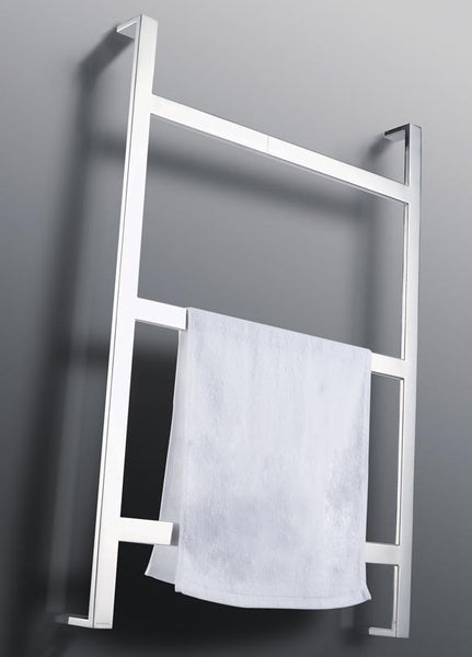 Platinum Triple Bar Towel Hanger