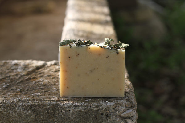 Mint & Mary Goats Milk Artisian Soap