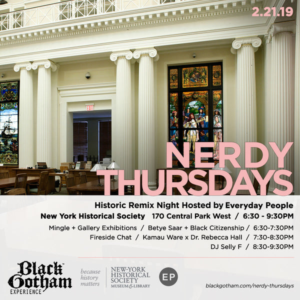 Nerdy Thursdays | February 21st 2019