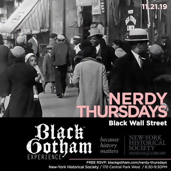 Nerdy Thursdays | November 21st 2019