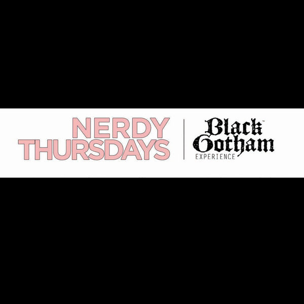 Nerdy Thursdays | Summer 2018