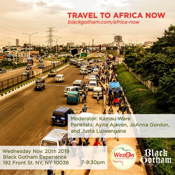 TRAVEL TO AFRICA NOW