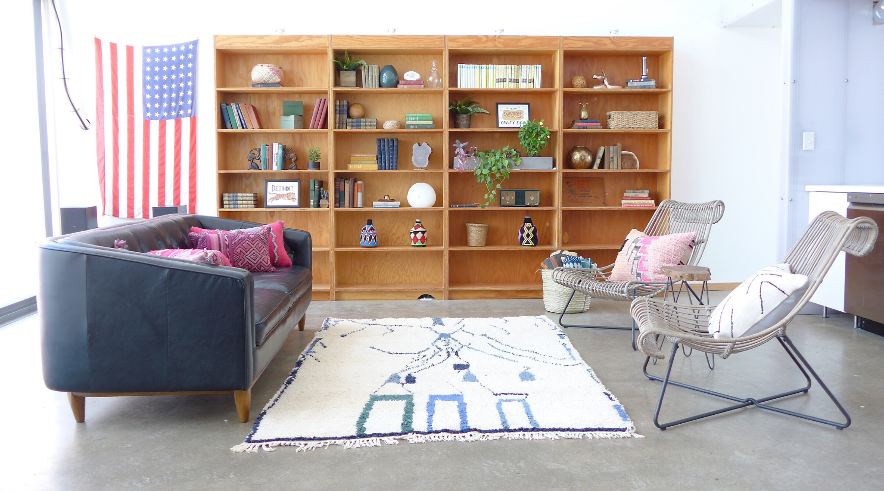 How to Create a Moroccan-Style Living Room