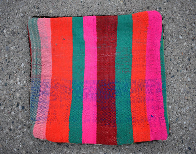 Vintage Moroccan Pillow-19x20""