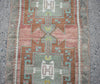 "Vintage Turkish Baby Rug-#55-1'6""x3'"