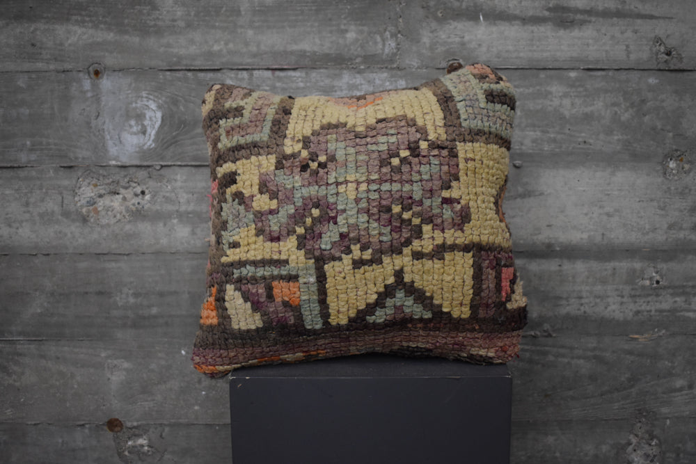 Moroccan Boujad Pillow #87