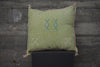 Moroccan Sabra Silk Pillow #83