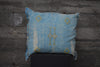 Moroccan Sabra Silk Pillow #80
