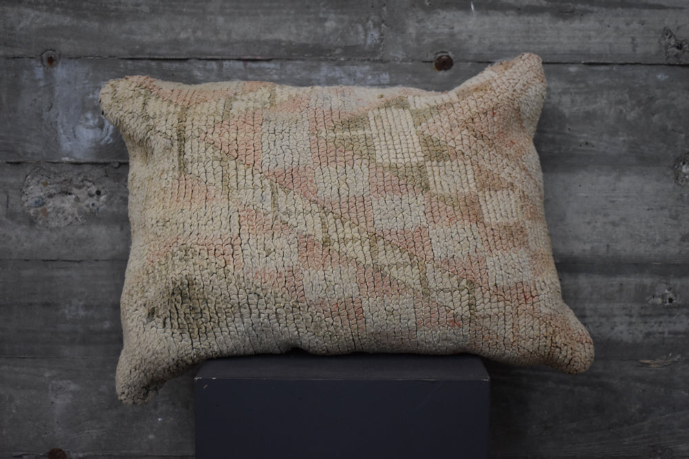 Moroccan Boujad Pillow #76