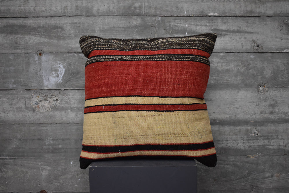 Turkish Kilim Pillow #62