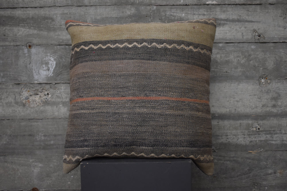 Turkish Kilim Pillow #61