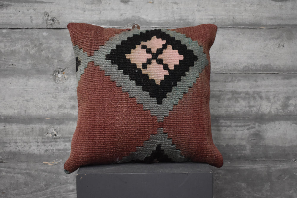 Turkish Kilim Pillow #33