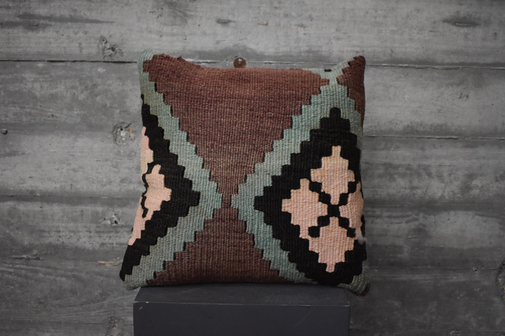 Turkish Kilim Pillow #31