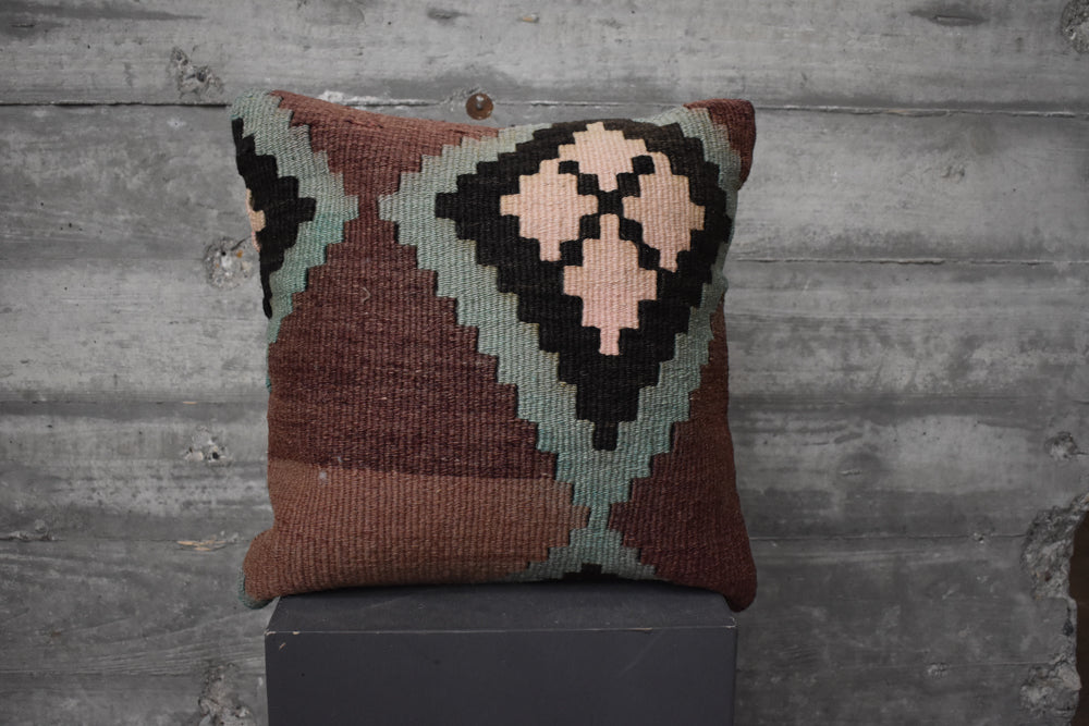 Turkish Kilim Pillow #27