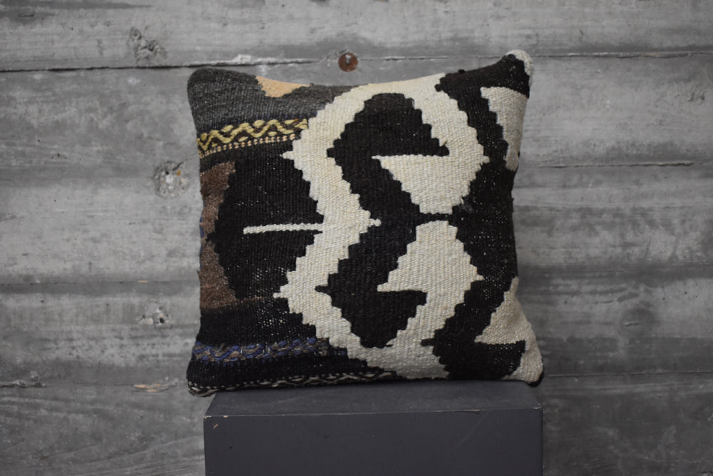 Turkish Kilim Pillow #26