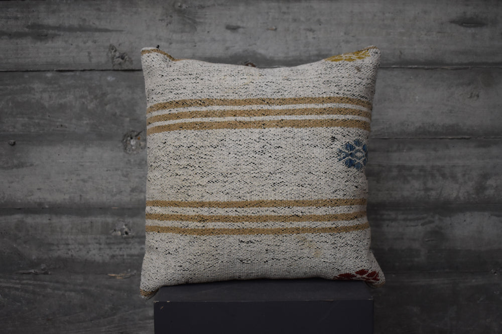 Turkish Kilim Pillow #25