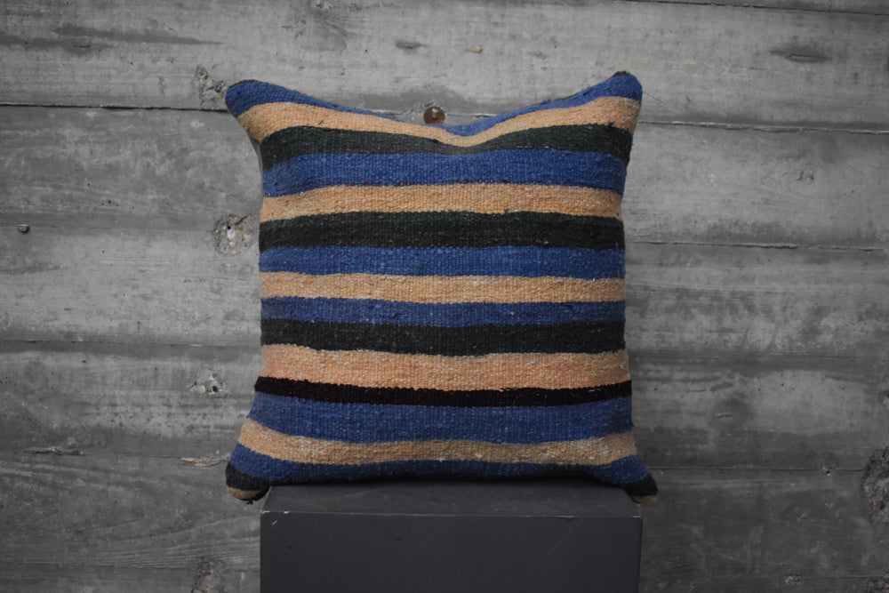 Turkish Kilim Pillow #22