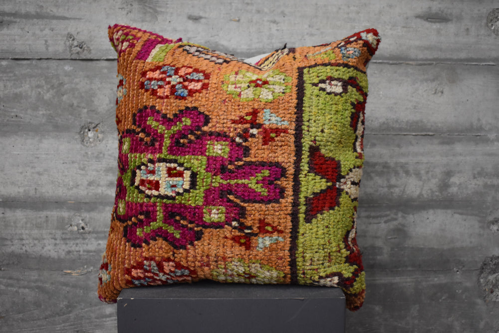 Turkish Kilim Pillow #4