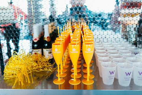 From She in the Making Blog- Bumble BFF Launch Party - W Hotel
