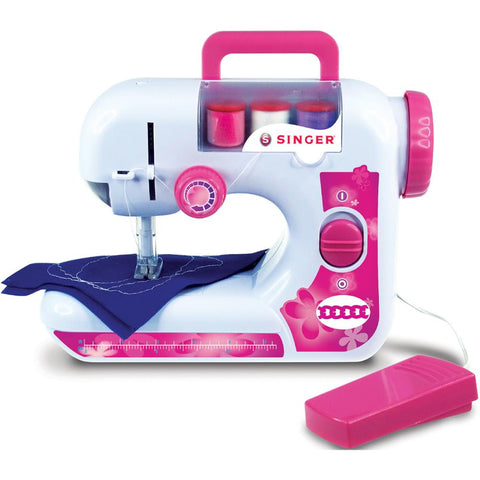 Máquina de Coser Mini / Ez Stitch Toy Sewing Machine - Hobbees