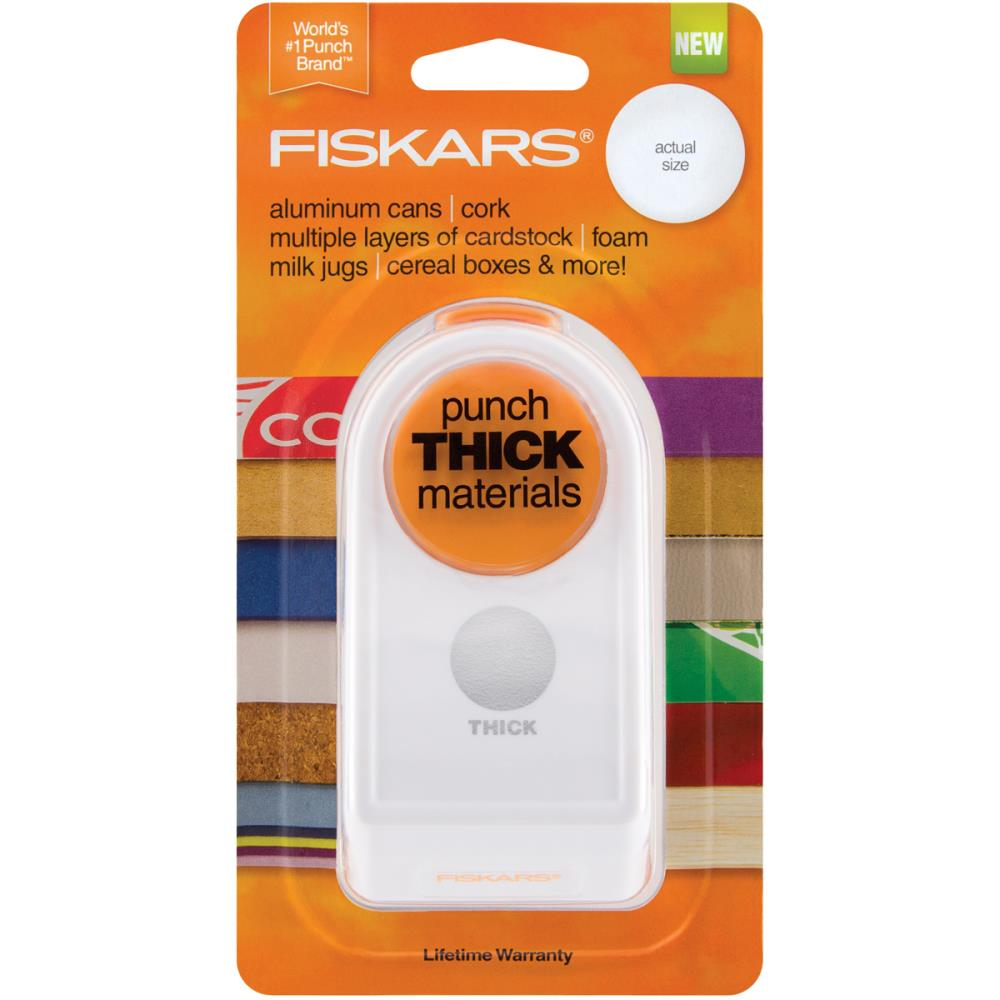 "Circle 1.5"" Thick Materials Punch / Perforadora para Materiales Gruesos de Círculo 3.81 cm - Hobbees"