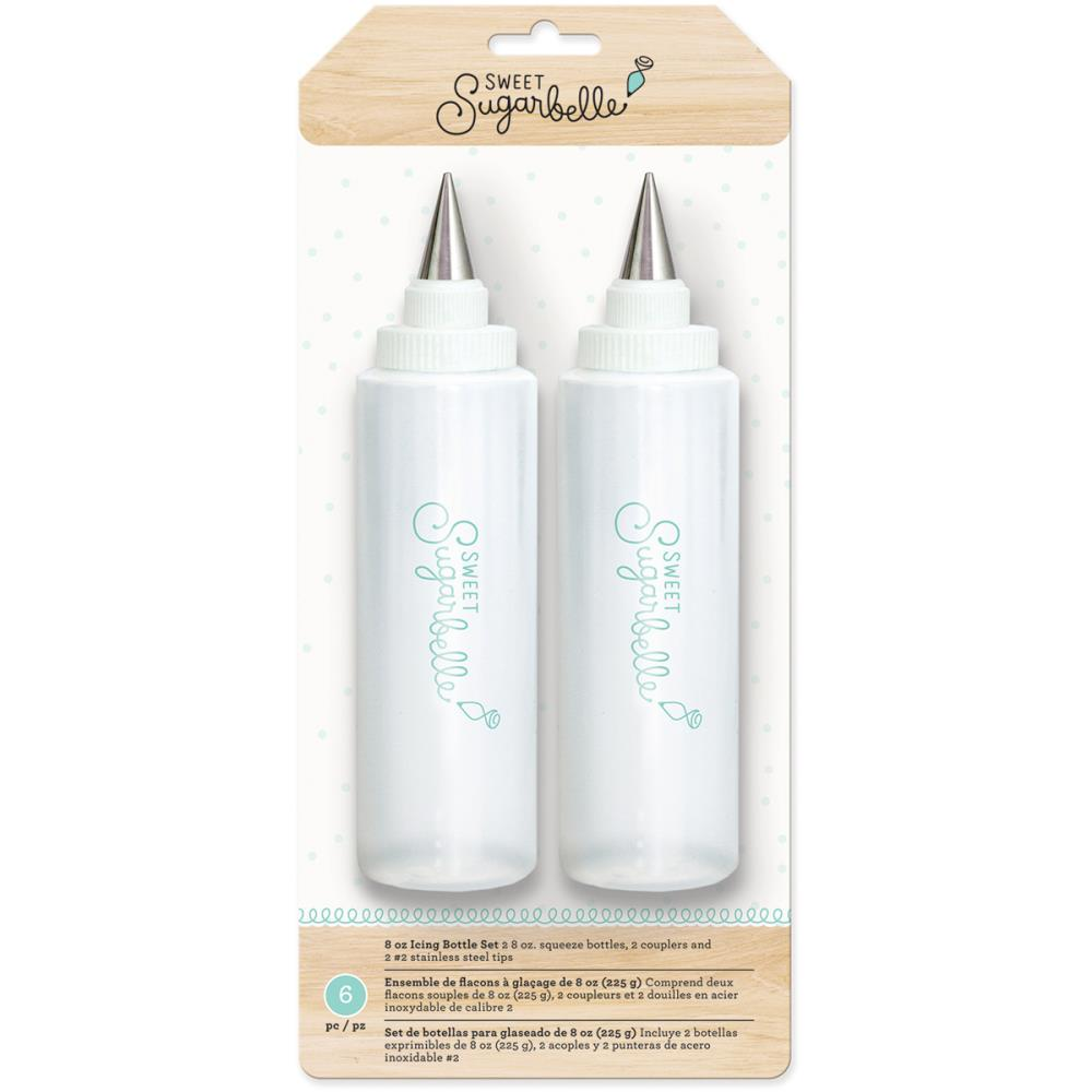 Icing Bottle Set Sweet Sugarbelle / Set de Botellas para Glaseado 8oz