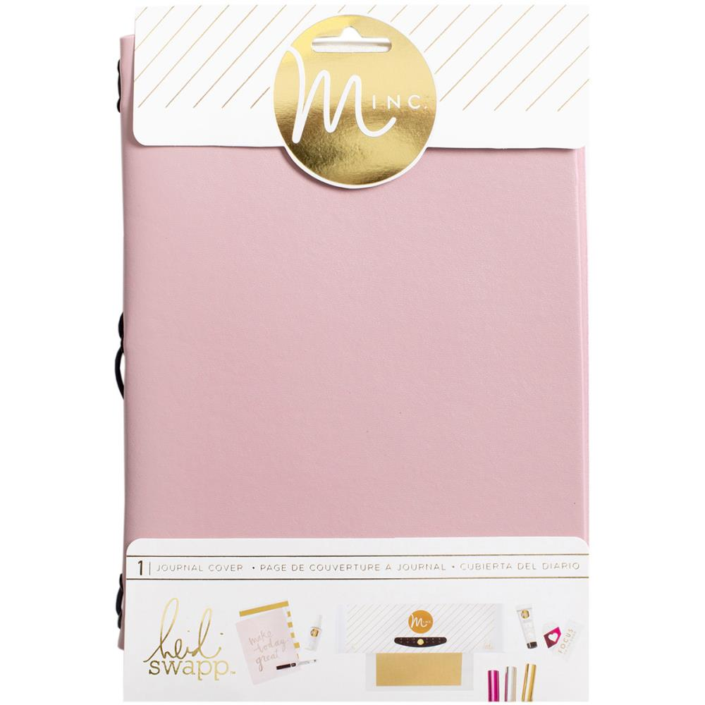 Minc Journal Cover Blush Vinyl  / Cubierta para Diario Minc