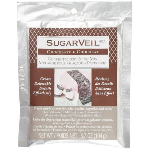 Chocolate Icing Powder / Azúcar Royal Flexible Chocolate - Hobbees