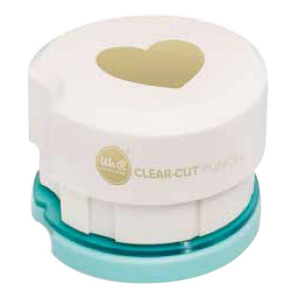 "Clear Cut Punch 2"" Heart / Perforadora de Corazones de 5.08 cm"