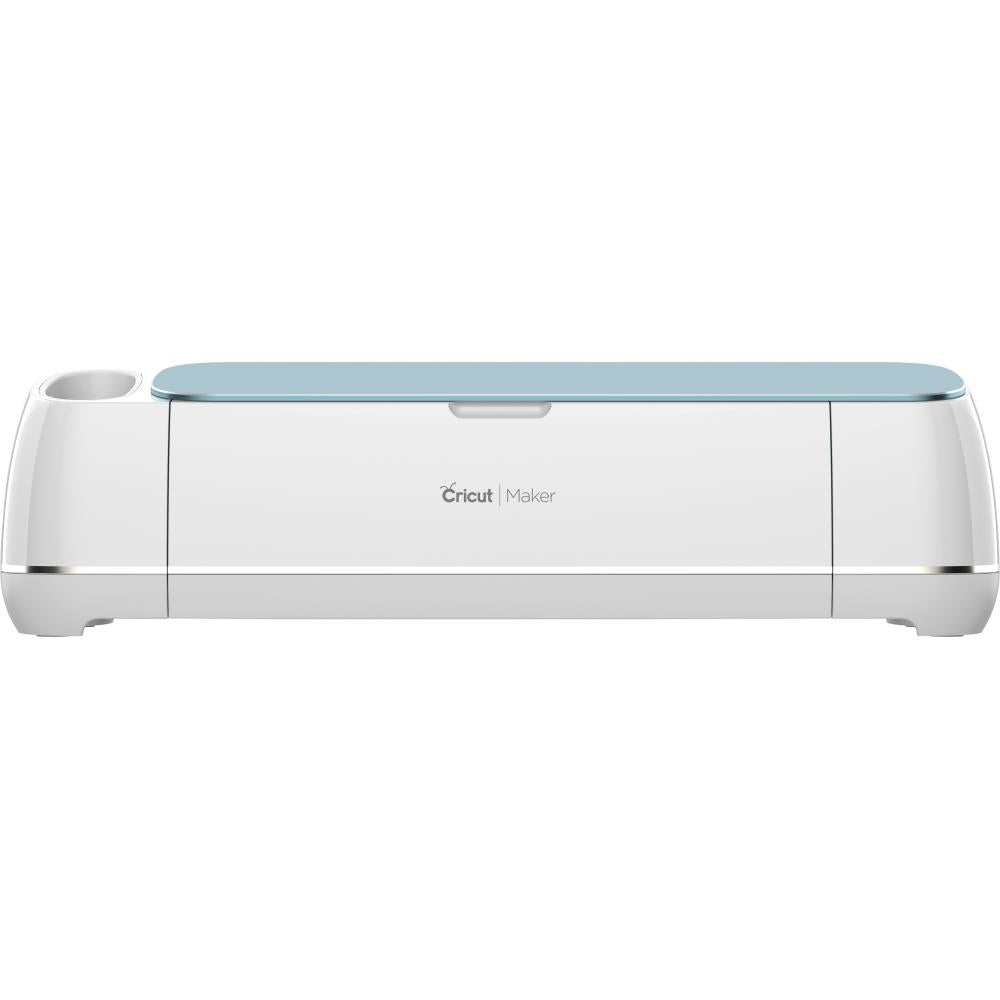 Blue Cricut Maker Machine / Máquina de Corte Cricut Azul