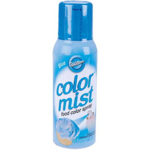 Color Mist Food Color Spray Blue / Aerosol para Alimentos Azul