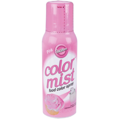 Color Mist Food Color Spray Pink / Aerosol para Alimentos Rosa