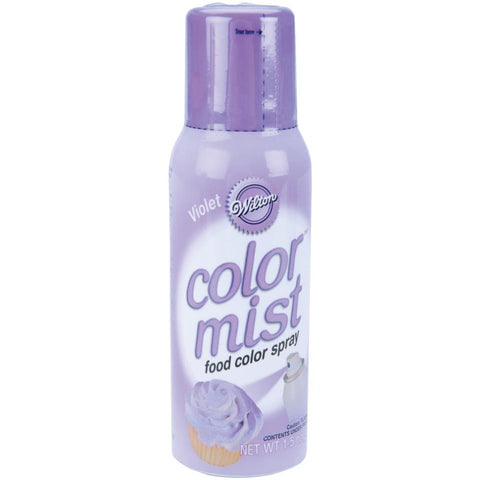 Color Mist Food Color Spray Violet / Aerosol para Alimentos Morado
