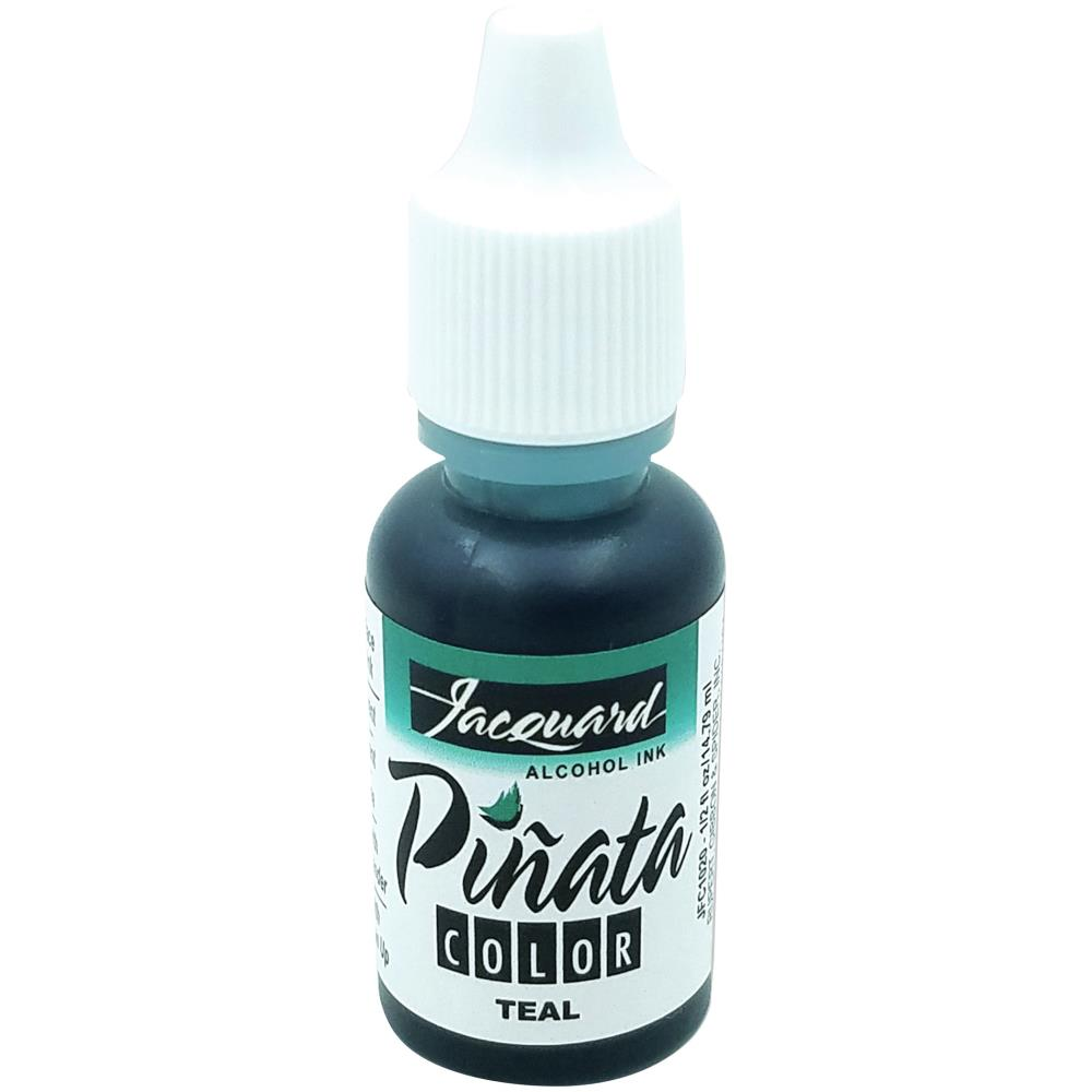 Piñata Alcohol Ink teal / Tinta al Alcohol  verde