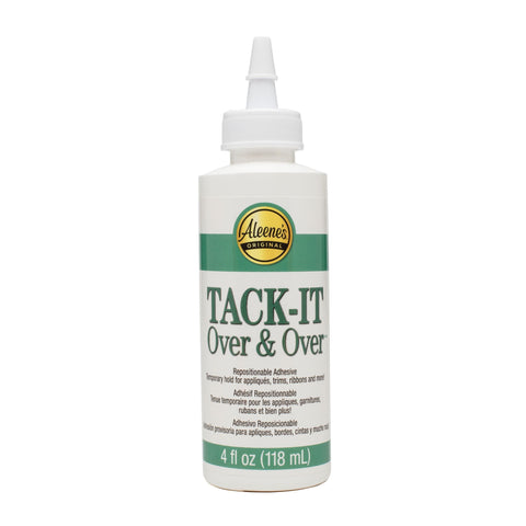 Tack-It Over & Over Liquid Glue / Pegamento Líquido Reposicionable