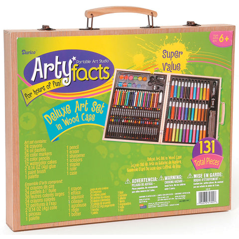 Portafolio Artyfacts Super Value Portable Art Sudio - Hobbees - 1