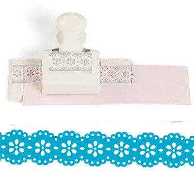 Perforadora - Deep Edge Doily Lace Trim Martha Stewart - Hobbees