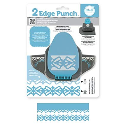 2 Edge Bracket Punch / Perforadora Doble Orilla