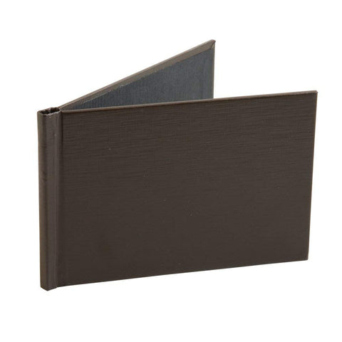 Binder Chocolate Linen Texture / Pasta para encuadernar Color Chocolate