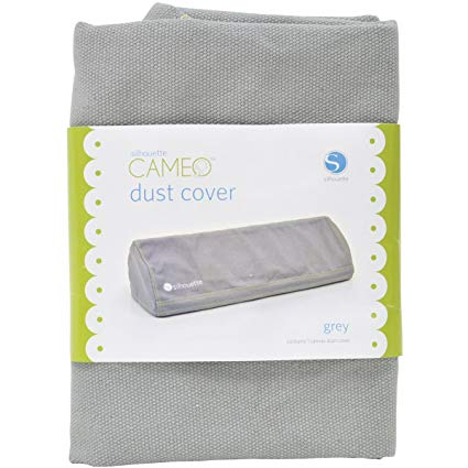 Silhouette Cameo Dust Cover Grey / Protector Antipolvo Gris