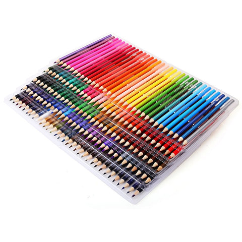160 Colored Pencils / 160 Lápices de Colores Artísticos