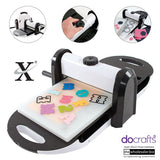 Máquina de corte y grabado Xcut Xpress con Suaje y Folder de Regalo / X Cut Die-cutting Machine Bundle - Hobbees - 8